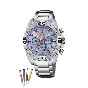 Pánské hodinky FESTINA Chrono Bike 2021 + dárek! 20543/1