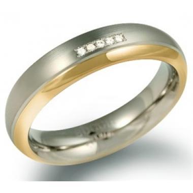 Titanový prsten BOCCIA 0130-10