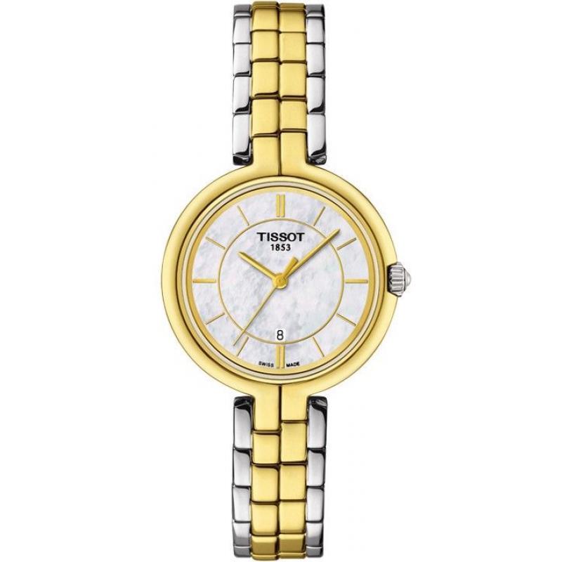 Dámské hodinky Tissot Flamingo T094.210.22.111.01