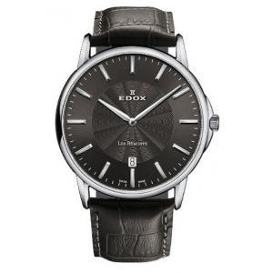 Pánské hodinky EDOX Les Bémonts 56001 3 GIN