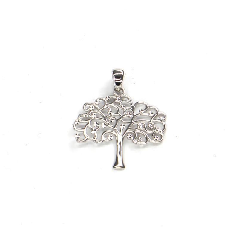 Přívěs z bílého zlata strom života Pattic AU 585/000 1,00 gr ARP101005W