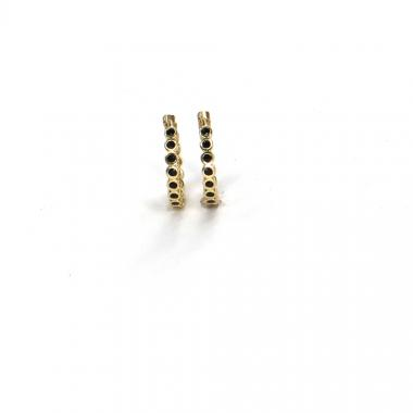 Náušnice ze žlutého zlata Pattic AU 585/000 2,25 gr ARP635504