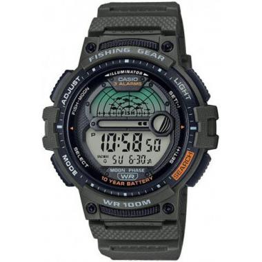 Pánské hodinky CASIO Collection Fishing Gear WS-1200H-3AVEF