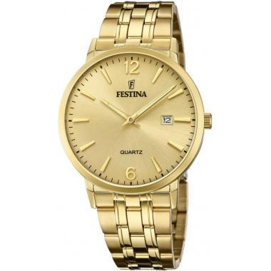 Pánské hodinky FESTINA Classic Bracelet 20513/3