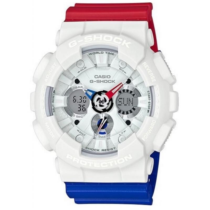 361bf607ae3 3D náhled Pánské hodinky CASIO G-SHOCK Limited Edition GA-120TRM-7A