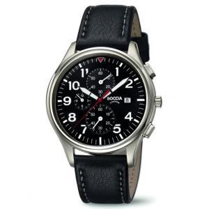 Pánské hodinky BOCCIA TITANIUM 3756-04