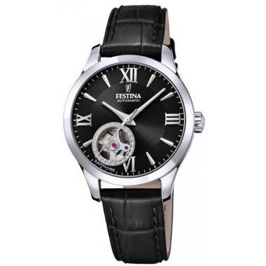 Dámské hodinky FESTINA Automatic Sapphire 20490/3
