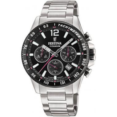 Pánské hodinky Festina Titanium Sport Chronograph 20520/4