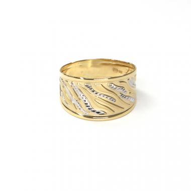 Prsten ze žlutého zlata Pattic AU 585/000 1,65 gr ARP874901-62