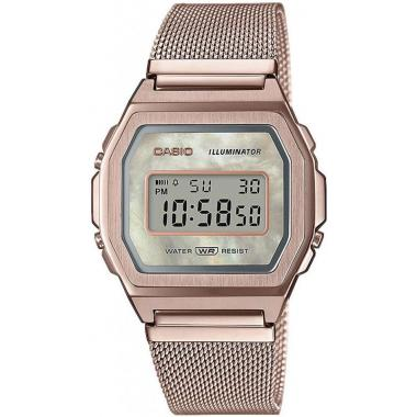 Hodinky CASIO Collection Retro A-1000MCG-9EF