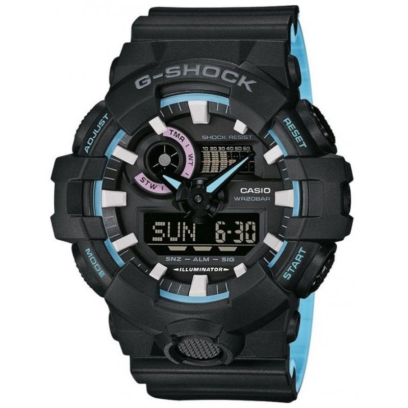 Pánské hodinky CASIO G-SHOCK GA-700PC-1A