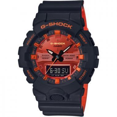 Pánské hodinky CASIO G-SHOCK GA-800BR-1AER