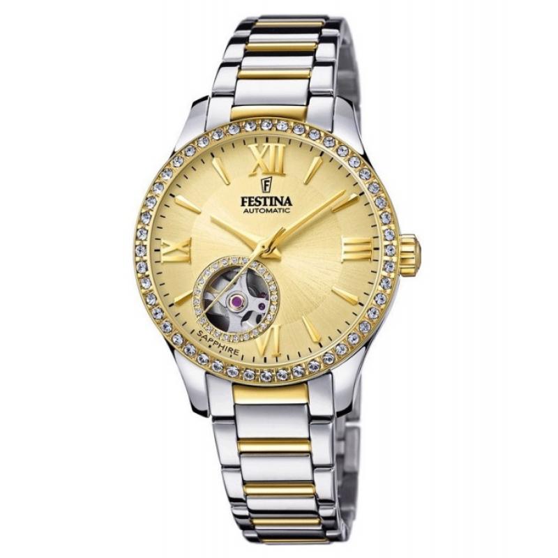 Dámské hodinky FESTINA Automatic 20486/1
