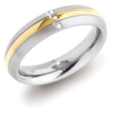 Titanový prsten BOCCIA  0131-04