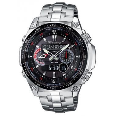 Pánské hodinky CASIO Wave Ceptor WVA-105D-2. Skladem. 2790 Kč. Detail. 3D  náhled. Pánské hodinky CASIO Edifice ECW-M300EDB-1A fb11bb60085
