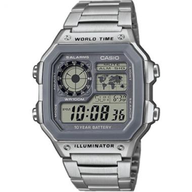 Pánské hodinky CASIO Collection AE-1200WH-7AVEF