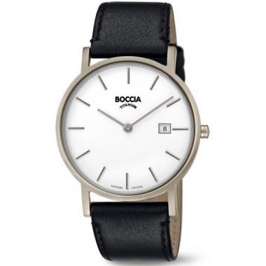 Pánské hodinky BOCCIA TITANIUM 3637-02