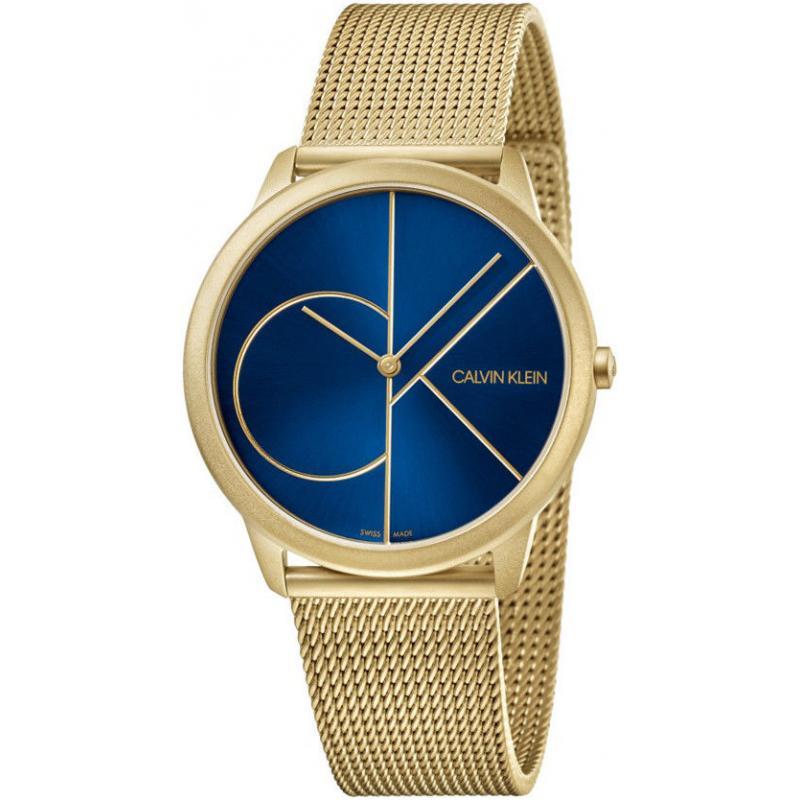 Pánské hodinky CALVIN KLEIN Minimal K3M5155N
