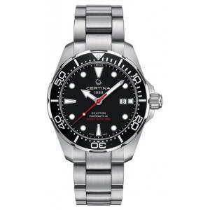 Pánské hodinky CERTINA DS Action Diver Powermatic 80 C032.407.11.051.00