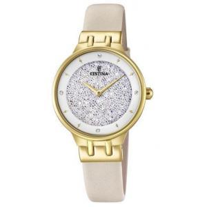 Dámské hodinky FESTINA Swarovski 20405/1