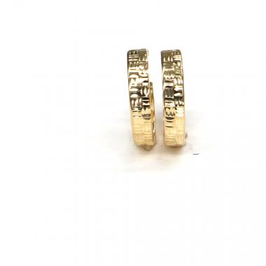 Náušnice ze žlutého zlata Pattic AU 585/000 1,80 gr ARP990304Y