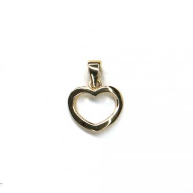 Príves srdce Pattic AU 585/000 0,7 gr, ARP119205