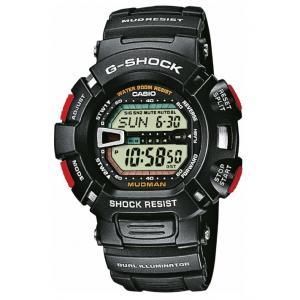Pánské hodinky CASIO G-SHOCK Mudman G-9000-1VER