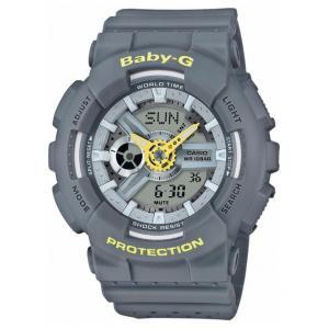 Dámské hodinky CASIO Baby-G BA-110PP-8A