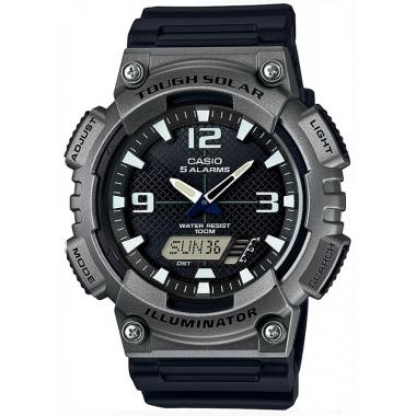 8efc34106bf 3D náhled. Pánské hodinky CASIO Tough Solar AQ-S810W-1A4