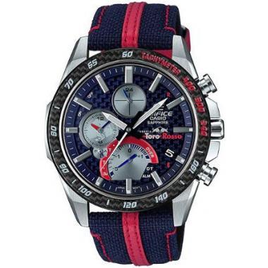 Pánské hodinky CASIO Edifice Scuderia Toro Rosso Limited Edition EQB-1000TR-2AER