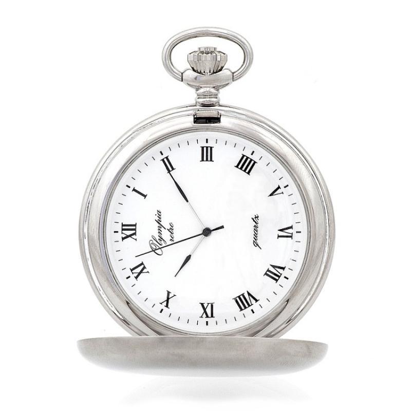 Pánské kapesní hodinky OLYMPIA Retro 30611