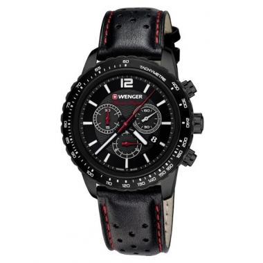 Pánské hodinky WENGER Roadster Black Night 01.0853.108
