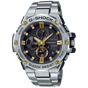 Pánské hodinky CASIO G-SHOCK G-Steel GST-B100D-1A9