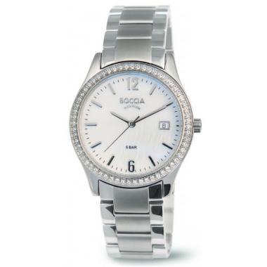 Dámské hodinky BOCCIA TITANIUM 3235-02