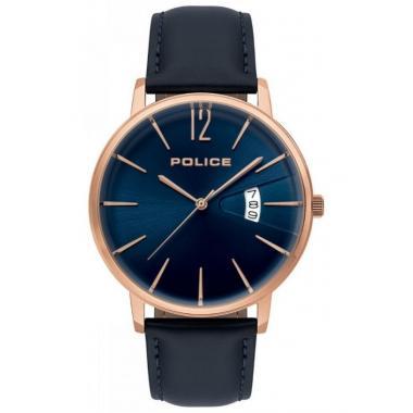 Pánské hodinky POLICE Virtue PL15307JSR/03