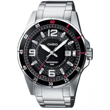 3D náhled. Pánské hodinky CASIO MTP-1291D-1A1 1e7597411c