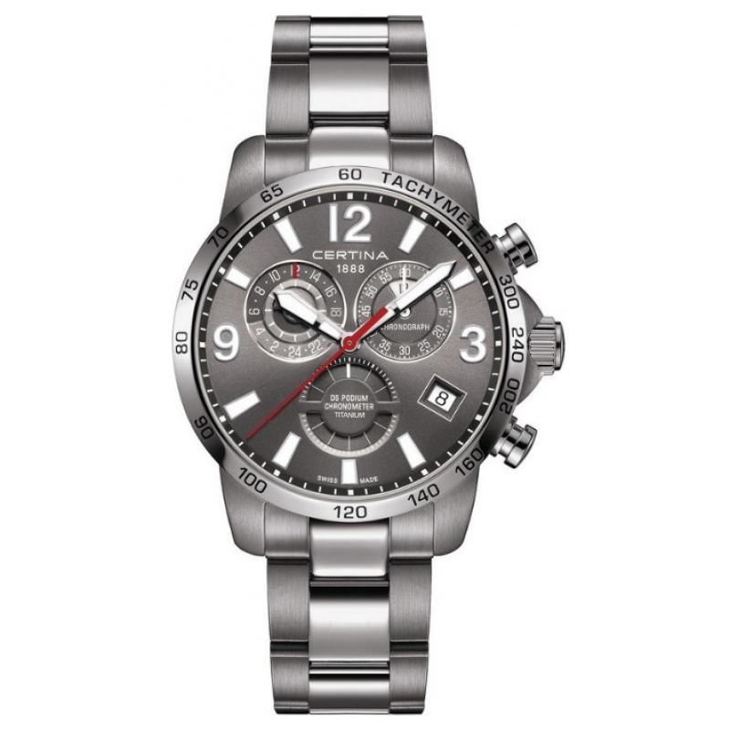 Pánské hodinky CERTINA DS Podium Titanium C034.654.44.087.00