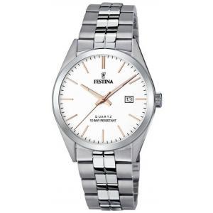 Pánské hodinky FESTINA Classic Bracelet 20437/A