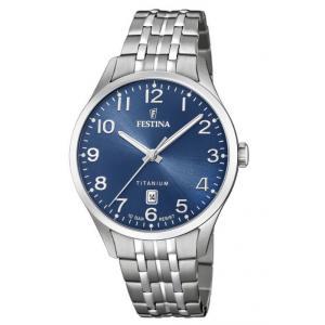 Pánské hodinky FESTINA Titanium Date 20466/2