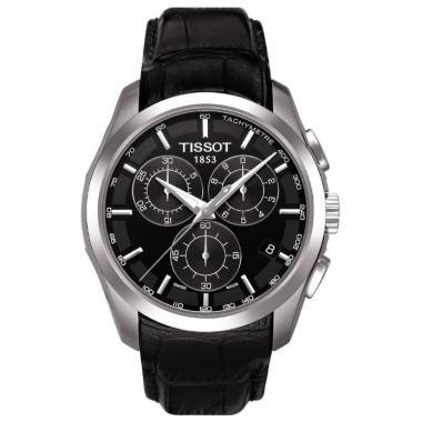 Pánské hodinky TISSOT Couturier Chrono T035.617.16.051.00