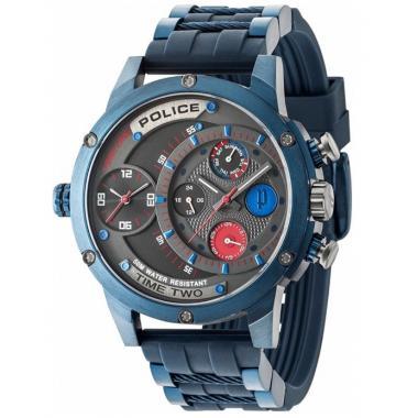 Pánské hodinky POLICE Adder Unite Superman PL14536JSBL/SM