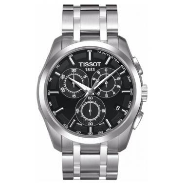 Pánské hodinky TISSOT Couturier Chrono T035.617.11.051.00