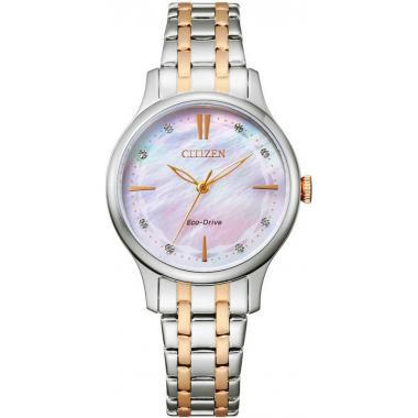 Dámské hodinky CITIZEN Elegant Eco-Drive EM0896-89Y