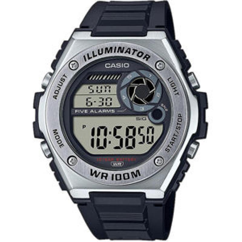 Pánske hodinky CASIO MWD-100H-1AVEF