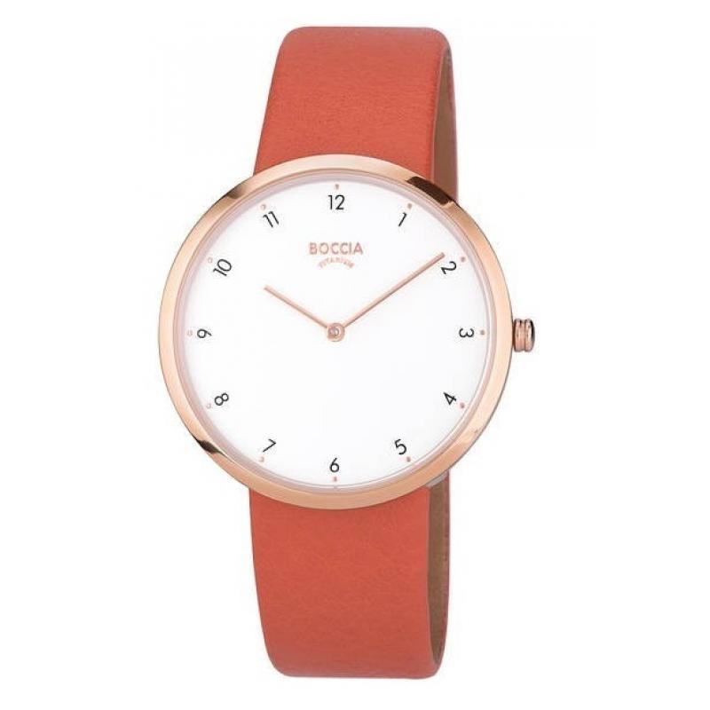 Dámske hodinky BOCCIA TITANIUM 3309-03