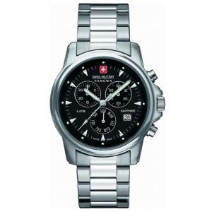 3D náhled. Pánské hodinky SWISS MILITARY Hanowa Recruit Chrono 5232.04.007 702d3aa92c