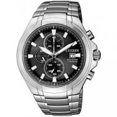 Pánské hodinky CITIZEN Super Titanium Chrono  CA0700-86E