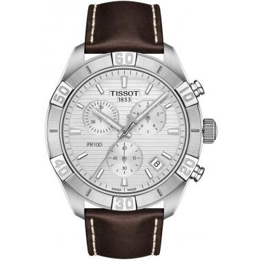 Hodinky TISSOT PR 100 Sport Gent Quartz Chronograph T101.617.16.031.00