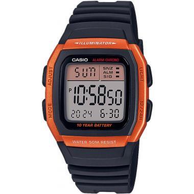 Pánské hodinky CASIO W-96H-4A2VEF