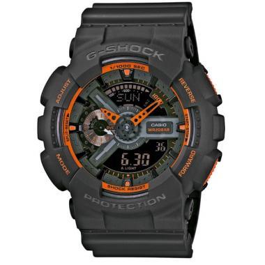 Pánské hodinky CASIO G-SHOCK GA-110TS-1A4